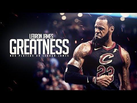 LeBron James GREATNESS NBA Players on LeBron James Kobe Curry Durant