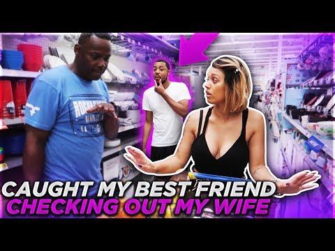 Xxx Mp4 CAUGHT MY BEST FRIEND FLIRTING WITH MY WIFE 😡 3gp Sex