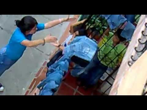 pelea de mujeres en jamundi