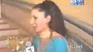 hiten gauri interview on the sets of kyunk