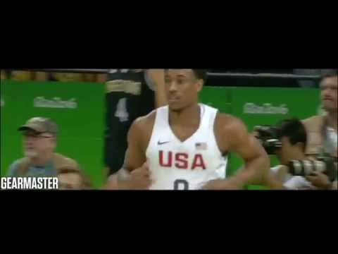 watch 2016 Team USA Olympic Basketball Best Plays