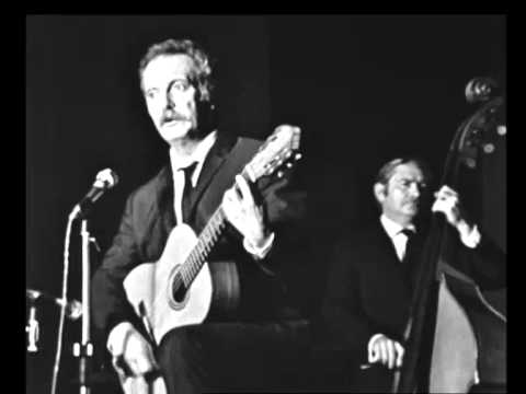Georges Brassens Bobino 1969 Concert complet