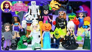 Lego Disney Princess Scary Halloween Dress Up Costumes Kids Toys Silly Play