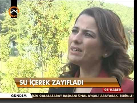 SU İÇEREK ZAYIFLADI