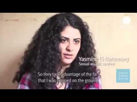 As mulheres violadas do  taharrush gamea