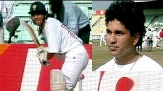 Sachin Tendulkar, boy wonder (Aired: August 1990)