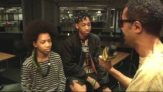 Ayo and Teo Dancers on Pulsebeat tv