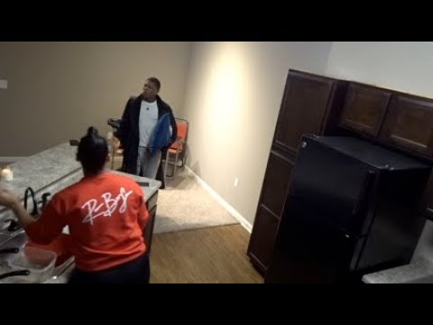 Xxx Mp4 CALLING MY BF ANOTHER DUDE NAME PRANK 😳😳😳 HE LEAVES🤦🏽♀️ 3gp Sex