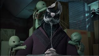 Teenage Mutant Ninja Turtles: Splinter Names the Turtles - Exclusive Clip