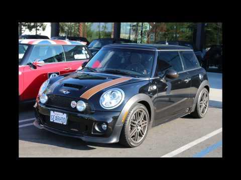 Mini Cooper Motor Tober Irvine Mini w/The LA Mod Mom