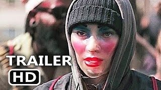 ALLEYCATS Official Trailer (2016) Action Movie HD