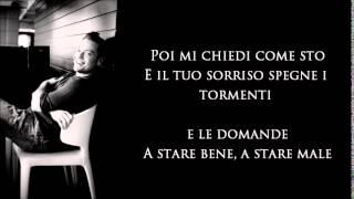 Tiziano Ferro - La differenza tra me e te (con testo)