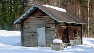 Finnish Sauna - Sauna en Finlandia.