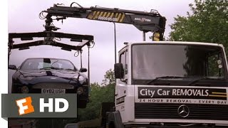 Johnny English (4/10) Movie CLIP - Tow Truck Chase (2003) HD