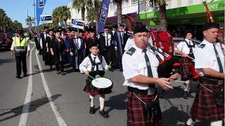 EIT Tairawhiti Graduation Street Parade