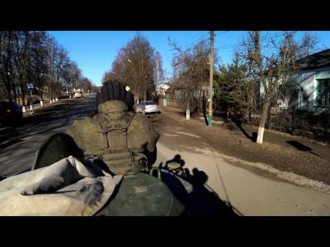 Xxx Mp4 Riding An Armored Transporter Through The Russian Town 3gp Sex