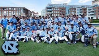 UNC 2019 ACC Baseball Tournament Champions