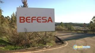 Denuncian la falta de seguridad en el transporte de residuos a Nerva