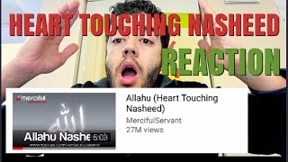 ALLAHU (HEART TOUCHING NASHEED) REACTION VIDEO   IN 8 LANGUAGES