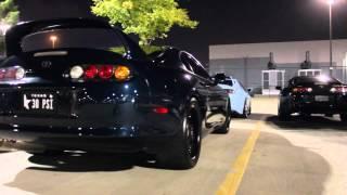 Houston Texas Supra Club Mini Meet
