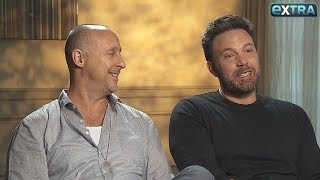 Ben Affleck Talks New