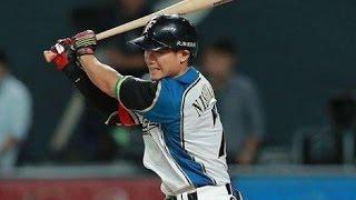 20161027 日本職棒總冠軍賽第五戰 西川遥輝再見滿貫砲 火腿5比1擊敗廣島
