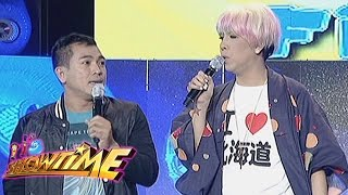 It's Showtime Funny One: Gibis Alejandrino (Inspiration)