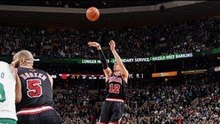 Hinrich's jumper forces OT in Boston!