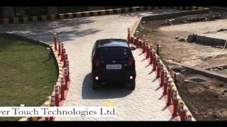 Automated Driving Test Track RTO, Govt. of Gujarat (Full Video - All Steps)