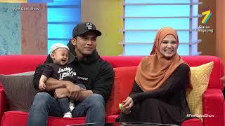Comelnya Gelagat Ali! (Anak Saharul Ridzwan) | Feel Good Show (2018) | Episod 11