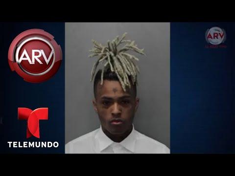 Xxx Mp4 Rapero XXX Tentación Vaticinó Su Asesinato Al Rojo Vivo Telemundo 3gp Sex