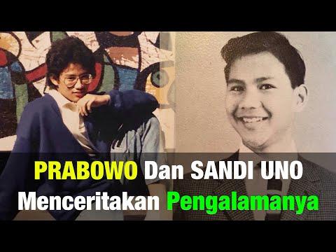 Xxx Mp4 Pak Prabowo Dan Bang Sandi Bercerita Tentang Pengalaman Hidupnya Yang Berkesan 3gp Sex