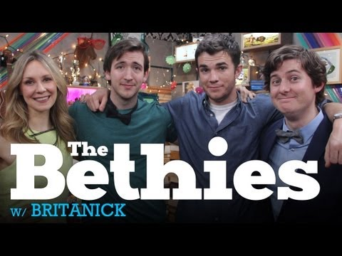The Bethy Awards w/ BriTANicK LIVE - 1/10/13