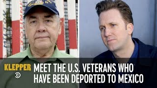Meet the American Military Veterans Who Have Been Deported to Mexico - Klepper
