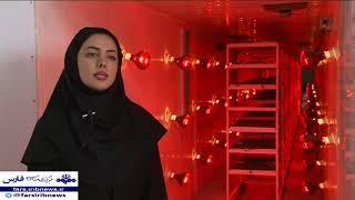 Iran made Herbal plants drying machine, Pasargad county ساخت خشك كن گياهان دارويي پاسارگاد ايران