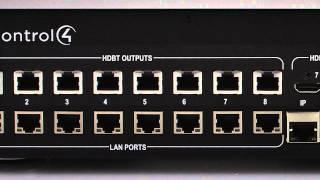 8x8 HDMI Matrix Switch Overview