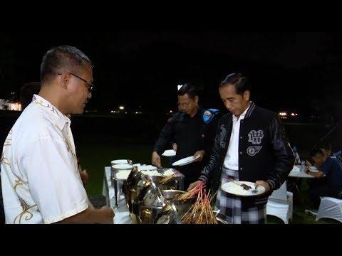 Xxx Mp4 Sambut Tahun Baru 2019 Jokowi Makan Malam Bersama Paspampres Dan Karyawan Di Istana Bogor 3gp Sex