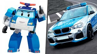 Robocar Poli in Real Life! All Characters