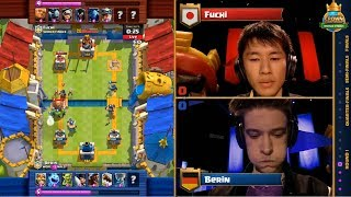 [TOP 16] BERIN VS FUCHI | 2017 Crown Championship World Finals
