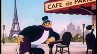 English lesson using Popeye Cartoon