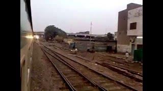 Pakistan Trainz 101 Up Crossing 2 Dn & Badami bagh Railway Station, Lahore