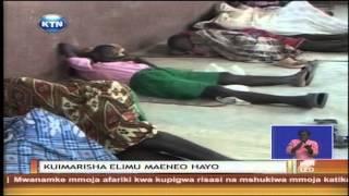 Wanafunzi wa Eldade, Marsabit walalia ngozi kwa ukosefu wa magodoro