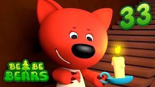BE BE BEARS   Episode 33   HD Cartoons for kids   Kedoo ToonsTV