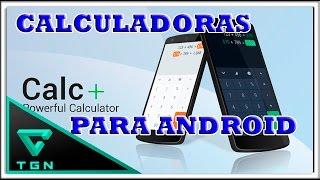 TOP 8 Calculadoras Cientificas para Android [ APKS FULL ] 2018.