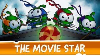 Om Nom: The Movie Star - Best Movie Homages Compilation