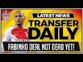 FABINHO To MAN UTD Still On! MAN UTD Transfer News
