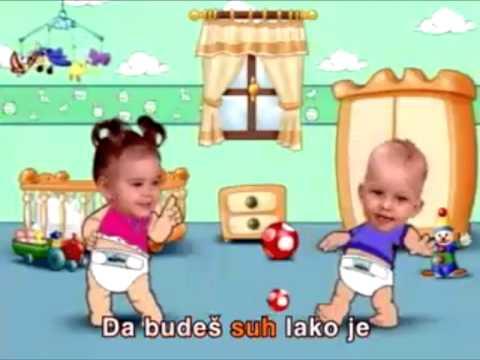 The Molfix - baby bebi reklama long version dugacka verzija