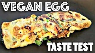 What I Eat in a Day #27 | VEGAN EGG TASTE TEST!!!