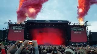 Rock im Park 2017 - RAMMSTEIN Intro - Galaxy S8+