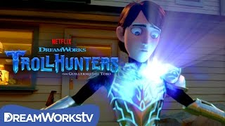 Becoming the Trollhunter​​ | ​TROLLHUNTERS